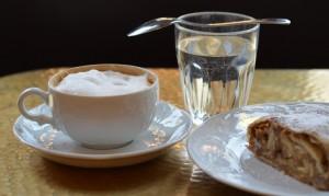 kaffee+apfelstrudel
